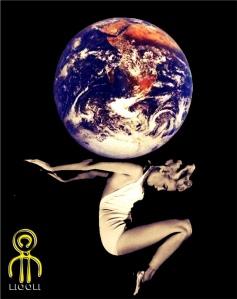 Sostener el peso del mundo(X)