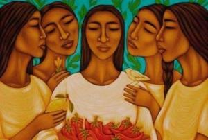 Mujeres Mestizas (pintura)