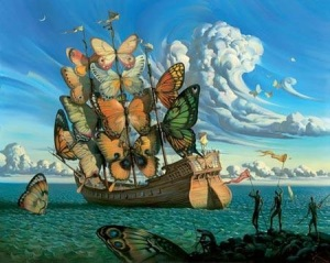 Surrealismo (barco)