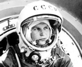 Mujer Astronauta (cccp)