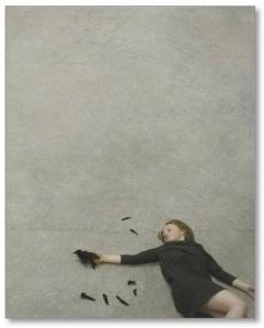 Mujer herida, pajaro herido