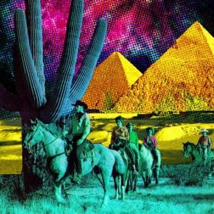 vaqueros y piramides