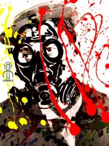 mascara de gas Buster Keaton 00