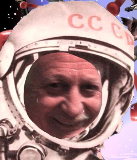 Tite Juan astronauta